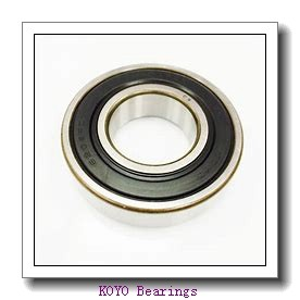 110 mm x 240 mm x 50 mm  KOYO NU322R cylindrical roller bearings