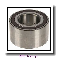 45 mm x 75 mm x 16 mm  KOYO 6009NR deep groove ball bearings