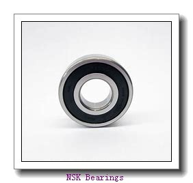 35 mm x 76 mm x 54 mm  NSK 35BWD10BCA36 angular contact ball bearings