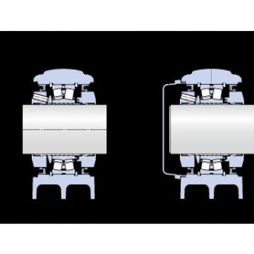 SKF SYNT 45 FTF bearing units