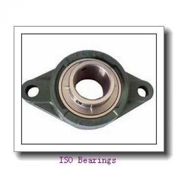 ISO 3802 ZZ angular contact ball bearings