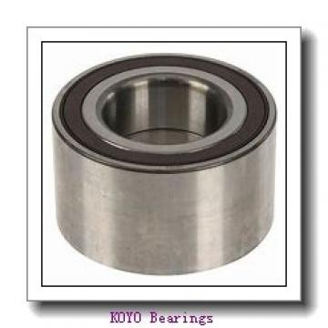 90 mm x 160 mm x 40 mm  KOYO 32218JR tapered roller bearings