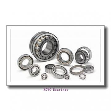 100 mm x 180 mm x 46 mm  KOYO 2220-2RS self aligning ball bearings