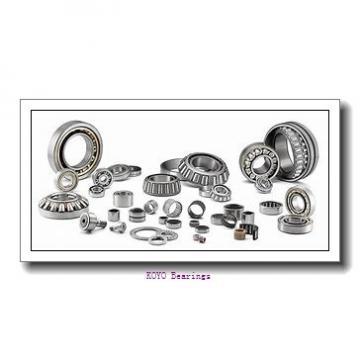 30 mm x 72 mm x 19 mm  KOYO 30306DJR tapered roller bearings