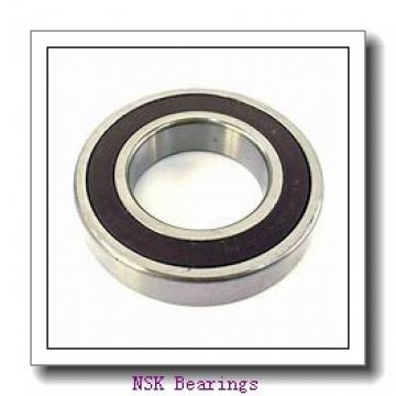 100 mm x 215 mm x 47 mm  NSK NJ 320 cylindrical roller bearings