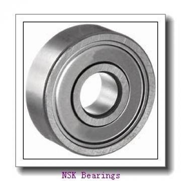 20 mm x 47 mm x 14 mm  NSK 20BGR02H angular contact ball bearings