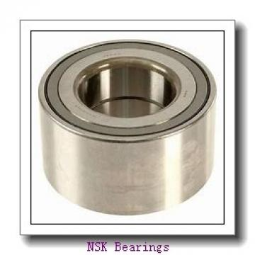 76,2 mm x 136,525 mm x 29,769 mm  NSK 495AX/493 tapered roller bearings