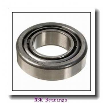 75 mm x 115 mm x 24 mm  NSK 75BER20HV1V angular contact ball bearings