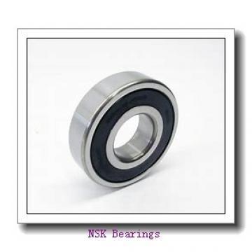 42 mm x 76 mm x 40 mm  NSK 42BWD02BCA86SA angular contact ball bearings