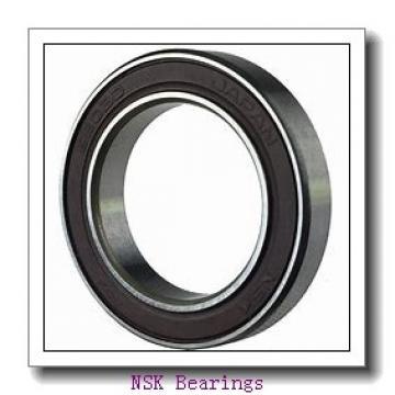 100 mm x 150 mm x 24 mm  NSK 6020ZZ deep groove ball bearings
