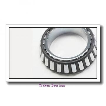 630 mm x 1090 mm x 101 mm  Timken 294/630 thrust roller bearings