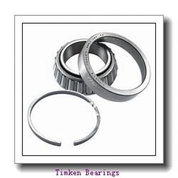 28,575 mm x 60,325 mm x 17,462 mm  Timken 15590/15523 tapered roller bearings