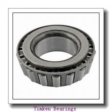 31.75 mm x 68,262 mm x 22,225 mm  Timken 02476/02420-B tapered roller bearings
