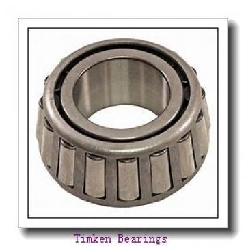 85 mm x 180 mm x 41 mm  Timken 317WD deep groove ball bearings