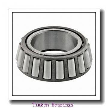 107,95 mm x 165,1 mm x 36,512 mm  Timken 56425/56650B tapered roller bearings