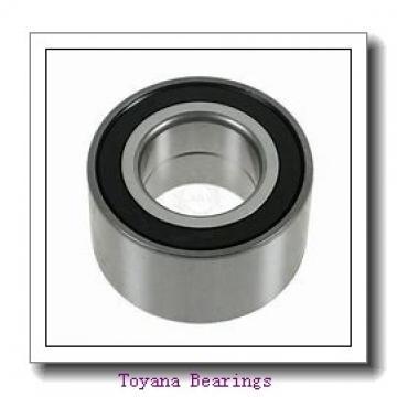 Toyana 17119/17244 tapered roller bearings