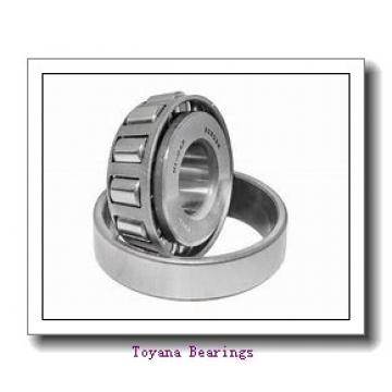 Toyana L55249/10 tapered roller bearings