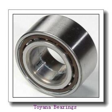 Toyana NA4906-2RS needle roller bearings