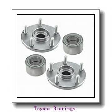 Toyana CRF-30205 A wheel bearings