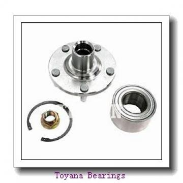 Toyana CX554 wheel bearings