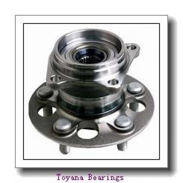 Toyana 2581/2523 tapered roller bearings