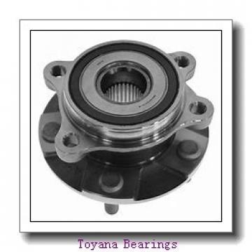 Toyana 619/2 ZZ deep groove ball bearings