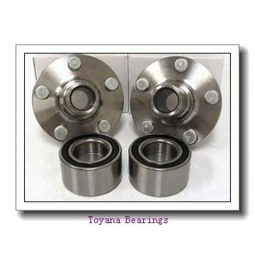 Toyana HM88542/10 tapered roller bearings