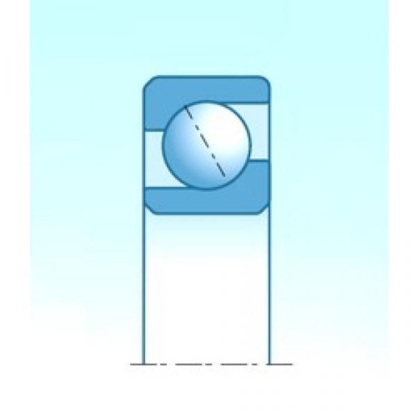 95 mm x 145 mm x 24 mm  NTN 2LA-BNS019LLBG/GNP42 angular contact ball bearings #3 image