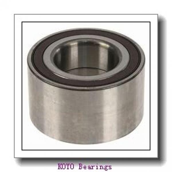 32 mm x 75 mm x 20 mm  KOYO 83A400C3 deep groove ball bearings #2 image
