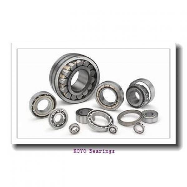 280 mm x 380 mm x 100 mm  KOYO NNU4956K cylindrical roller bearings #1 image