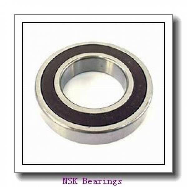 35 mm x 72 mm x 34 mm  NSK 35BWD01 angular contact ball bearings #1 image