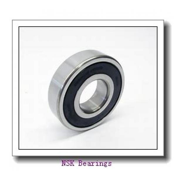 120 mm x 220 mm x 40 mm  NSK BT120-1 angular contact ball bearings #1 image