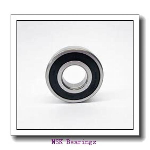 120 mm x 220 mm x 40 mm  NSK BT120-1 angular contact ball bearings #2 image