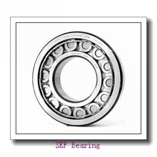 85 mm x 150 mm x 28 mm  SKF S7217 ACD/HCP4A angular contact ball bearings #1 image