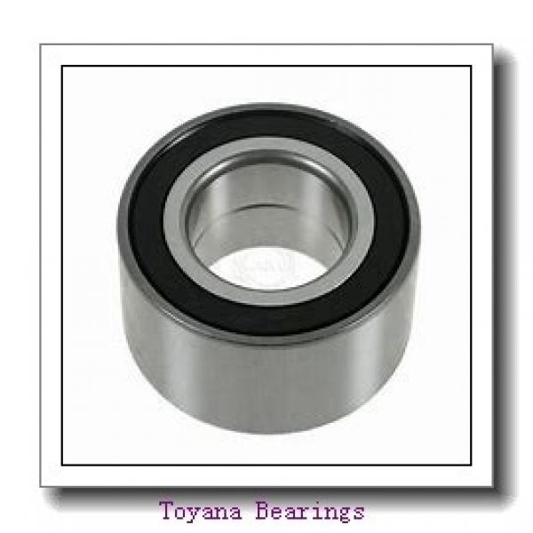 Toyana 32040 AX tapered roller bearings #1 image