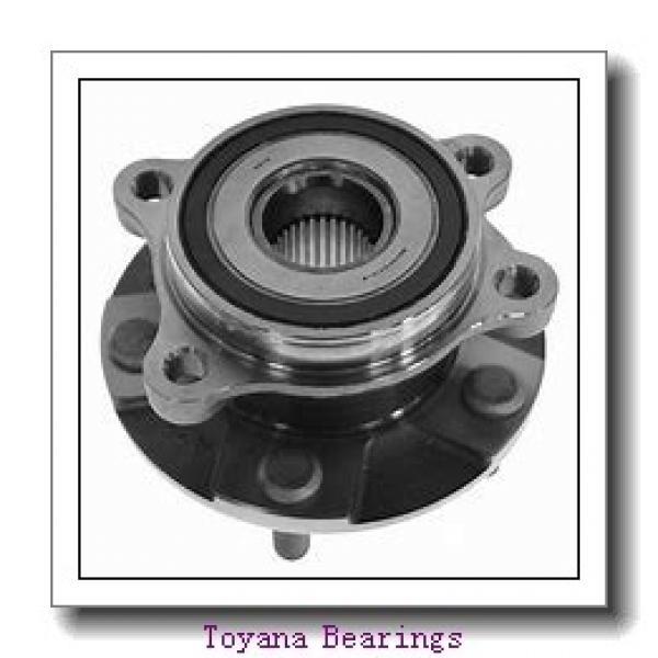 Toyana 7210 C-UX angular contact ball bearings #1 image