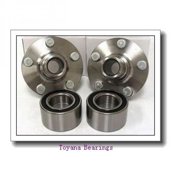 Toyana 62/28-2RS deep groove ball bearings #1 image