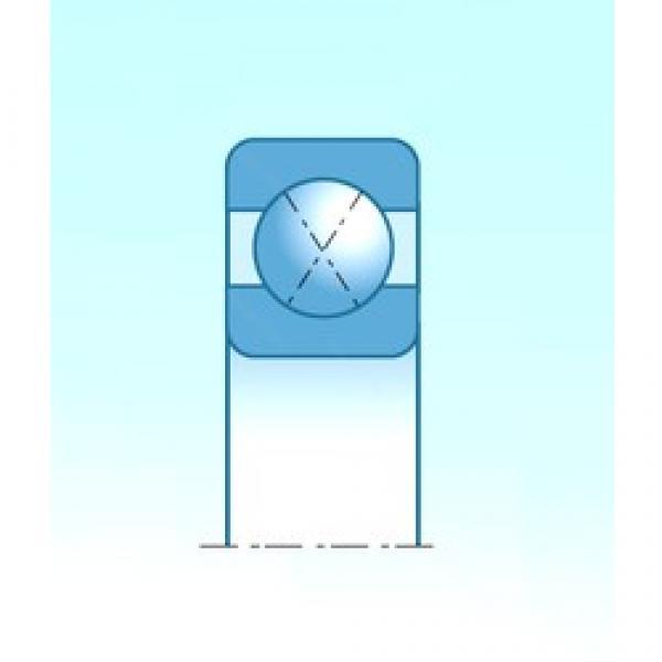 254,000 mm x 292,100 mm x 19,050 mm  NTN KXF100 angular contact ball bearings #3 image